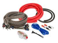 Aura AMP-1404, кабельный набор 4Ga (4 канала)