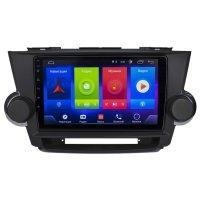 "Toyota Highlander 2009-2014 (Android 8.1) 9"""