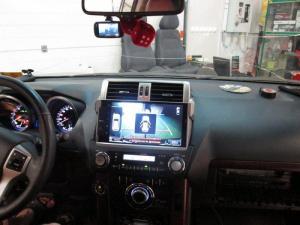 Toyota Land Cruiser Prado 150 2-DIN